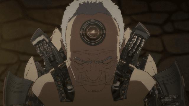 Hidup Ichirou Inuyashiki berubah 180 derajat saat dirinya mendapatkan kekuatan super