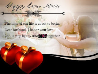 Romantic New Year 2017 Picture