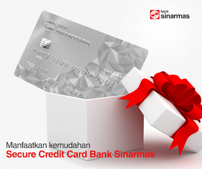 bank sinarmas SCure credit card