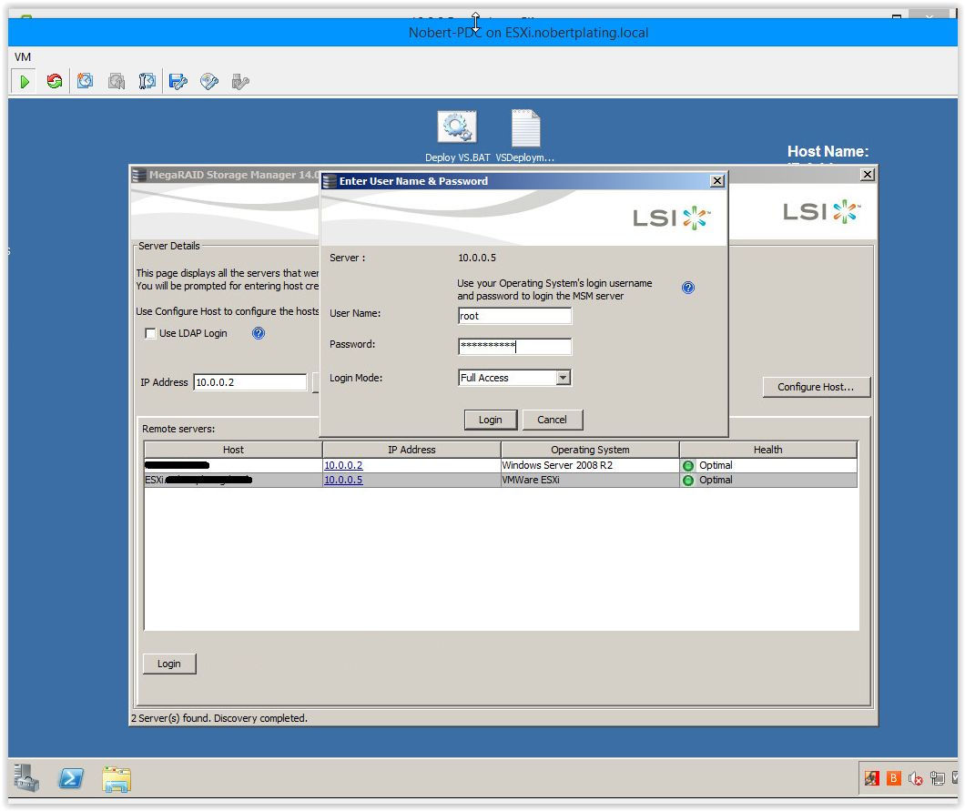 CSITech co IT Articles: RAID Managment & Monitoring with VMWare ESXi