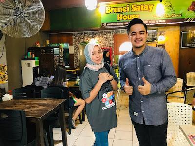 Set Makanan Brunei Satay House