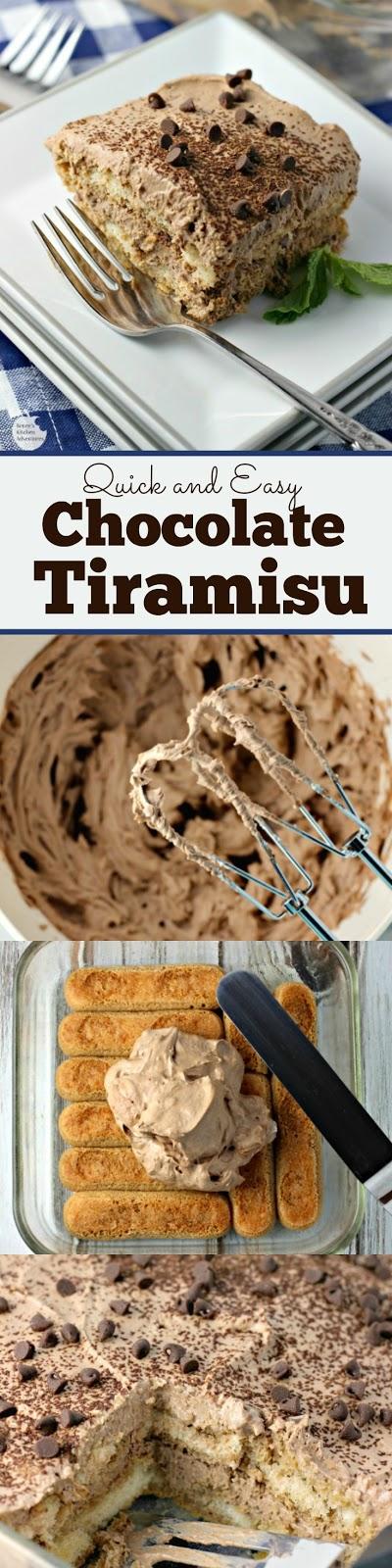 Chocolate tiramisu renee 39 s kitchen adventures for Renee s kitchen