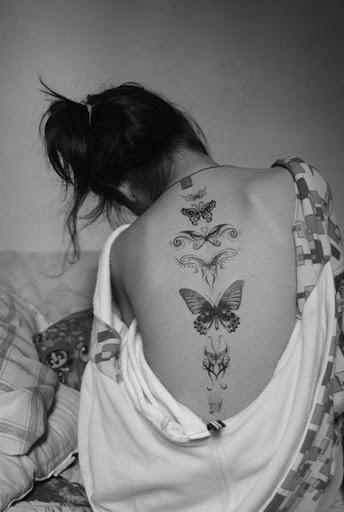 7 tipos de borboletas