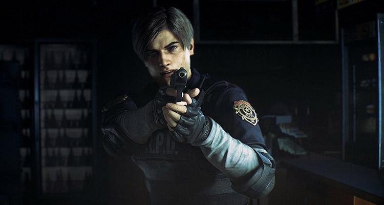 Imagen del esperado remake de Resident Evil 2