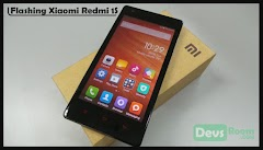 Cara Flashing Xiaomi Redmi 1S