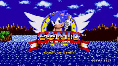 Sonic videogame