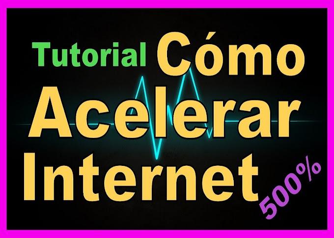 Como Hacer Mi Internet Mas Rapido Acelerar El Router