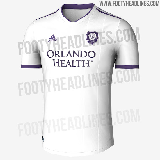 promo code 1a48b 4aeb3 Orlando City 2018 Away Kit Released - Footy Headlines