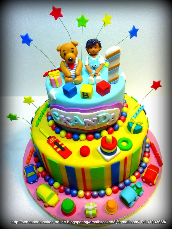 Mini Birthday Cake Singapore