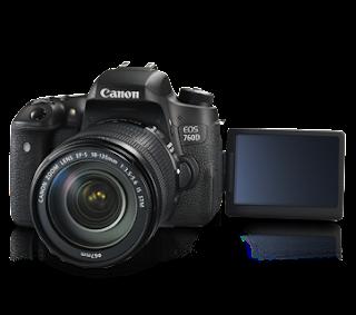 Harga DSLR Canon Terbaru