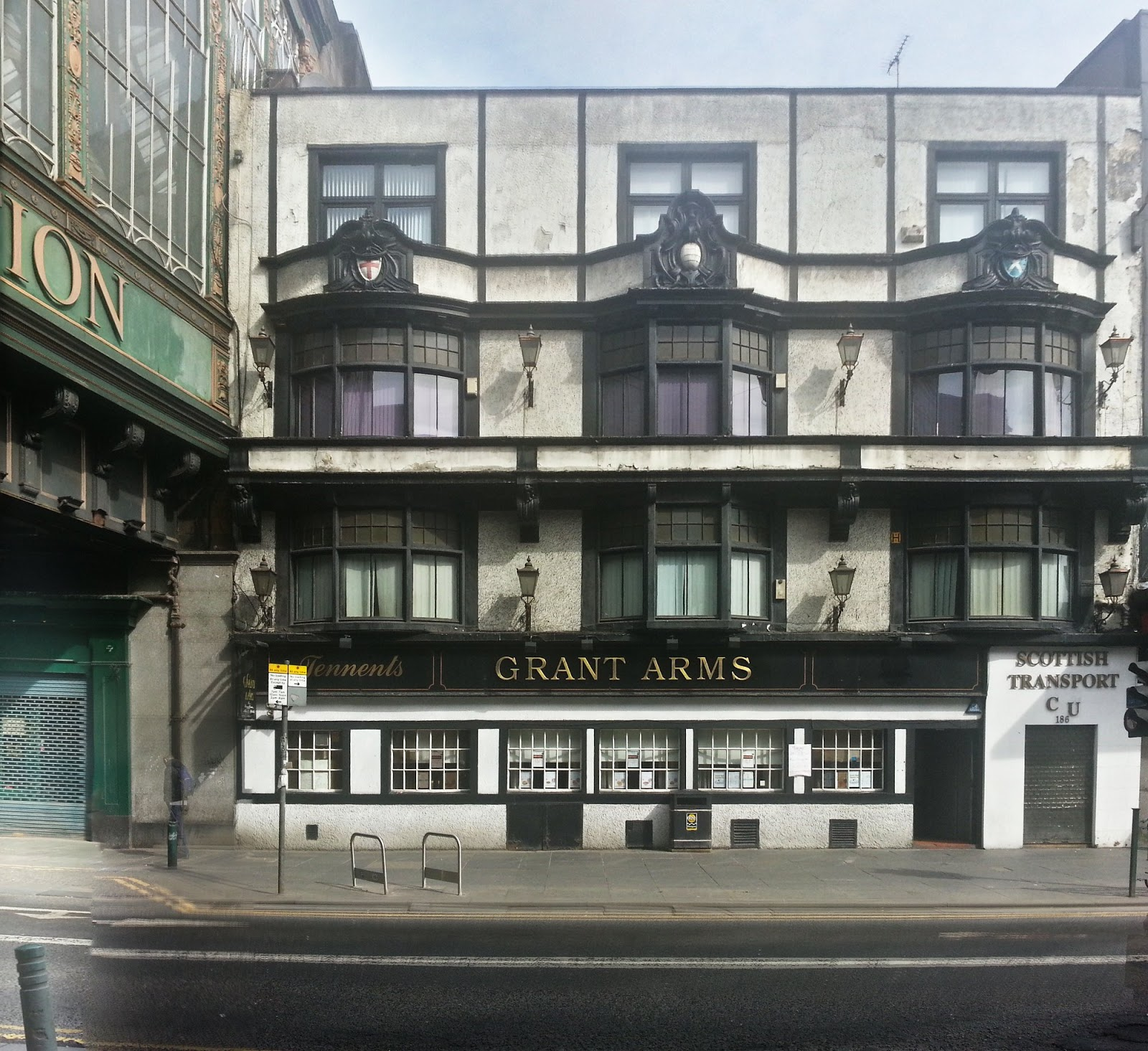 Grant Arms, Glasgow