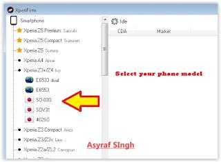 Download Firmware Sony Xperia Z3+ / Z4 (E6533 DUAL, E6553, SO-03G, SOV31, 402SO)