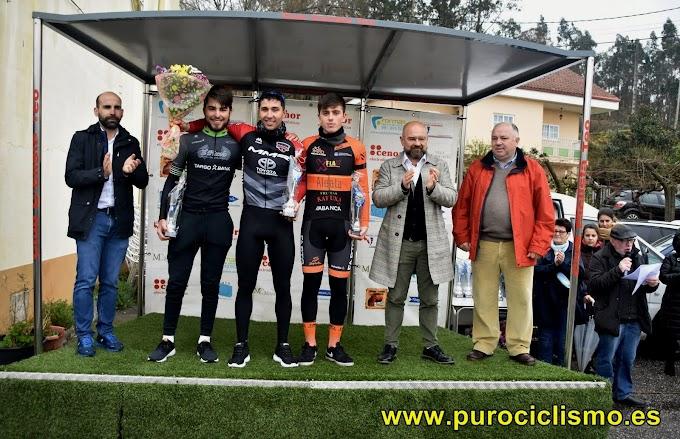 Raúl Casalderrey consiguió la tercera plaza en el Circuito Teense