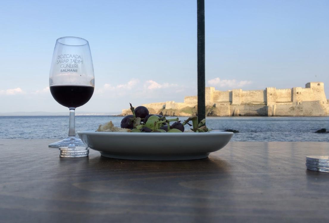Uluslararası Bozcaada Salhane Şarap Günleri