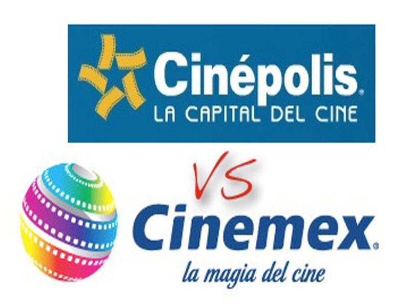 Cin polis vs cinemex la dos manos que sostienen el cine for Cines arenys precios
