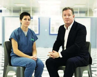 Ashley Humphrey and Piers Morgan on killer women