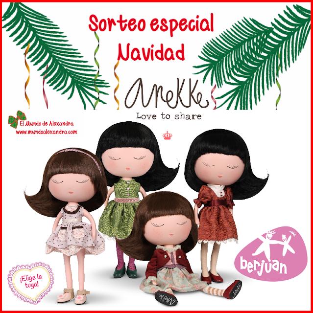 Muñeca Anekke