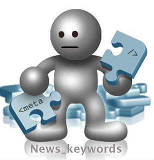 Мета-тег news_keywords для Blogger