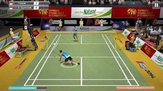 Real Badminton World Champion 2018 Apk