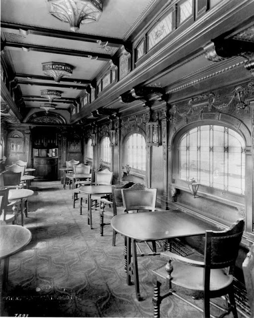 just a car guy interior of rococo period pullman car late 1800s. Black Bedroom Furniture Sets. Home Design Ideas