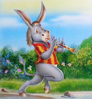 fabula de iriarte el burro flautista