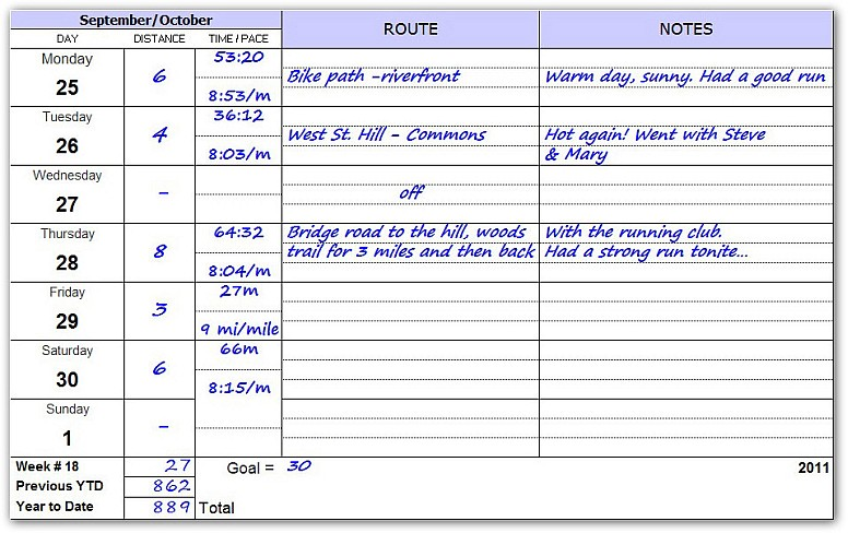 running training calendar template - penn state track and field alumni golf let 39 s create a