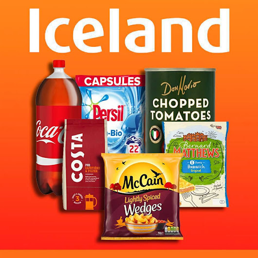 Online Weekly Offers: Iceland latest offers 22th March – 12th April, 2017