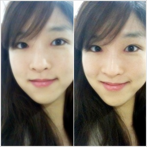 짱이뻐! - From A Normal Cute Face To A Feminine Cute Baby Face
