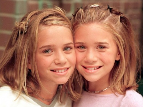Olsen twins young teen