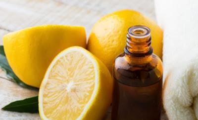 Minyak Esensial Lemon Untuk Jerawat
