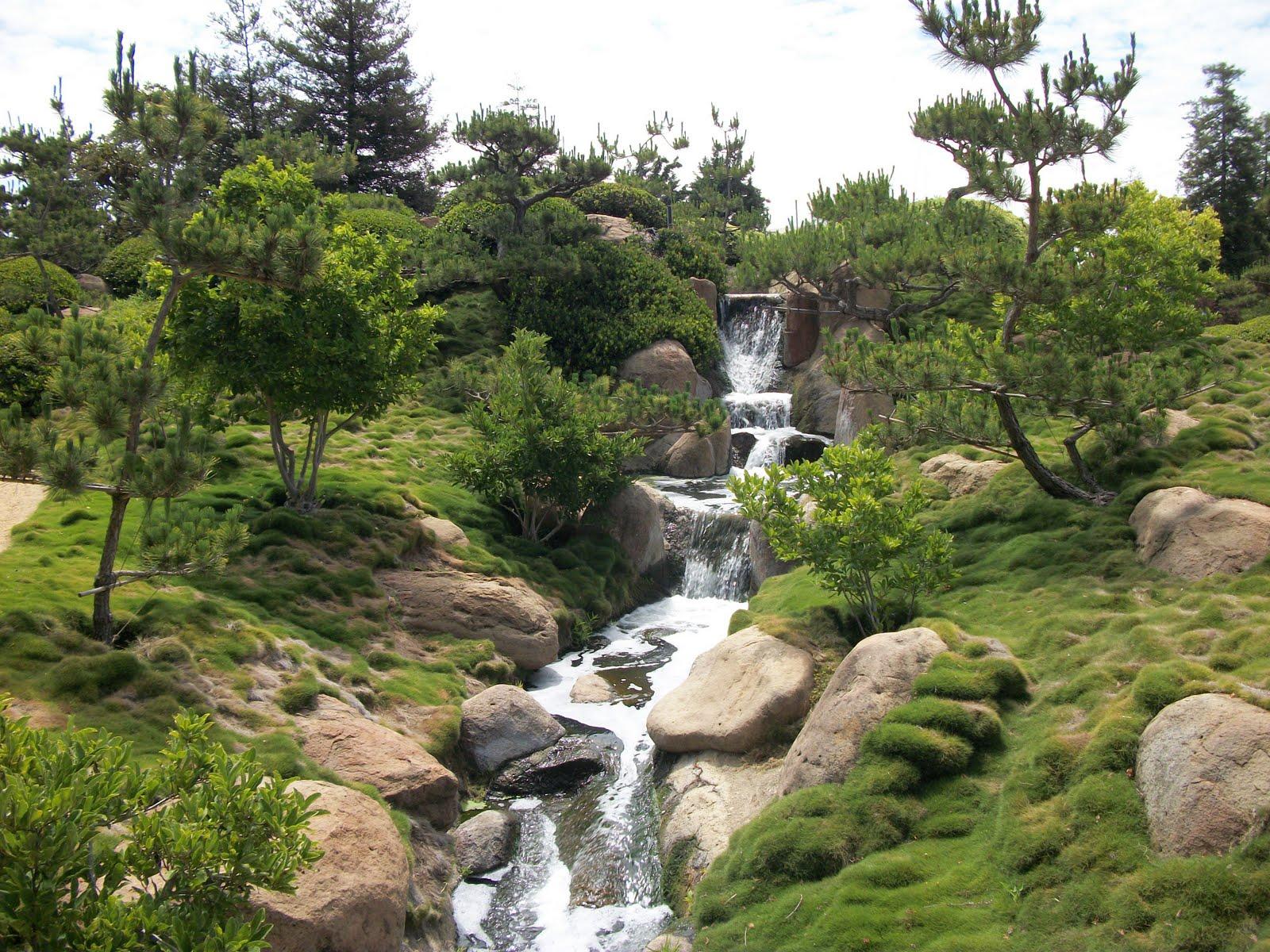 Los Angeles Japanese Garden: Valley Dude: The Japanese Garden And The Donald C. Tillman