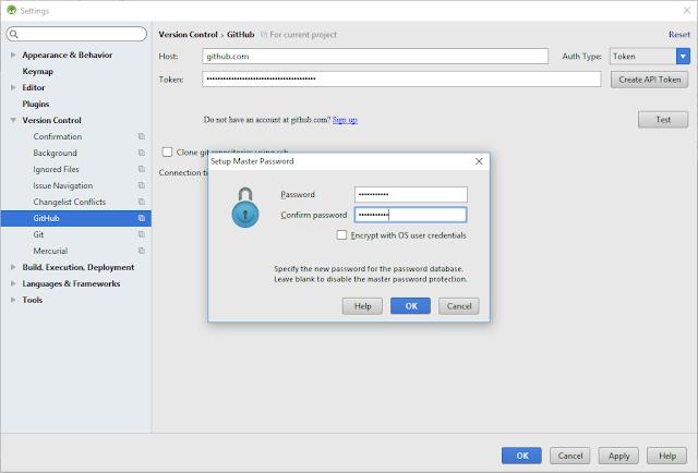 Cara Menghubungkan Android Studio dan Github