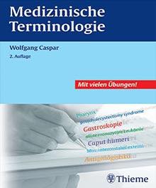 كتاب المصطلحات الطبية Medizinische Terminologie