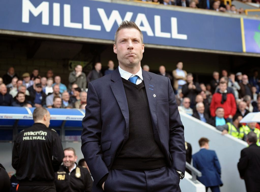 Neil Harris é confirmado como treinador do Millwall  79054b61ad833