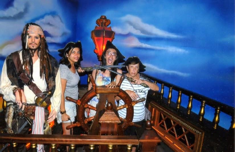 Dreamland - Museu de cera - Gramado - RS