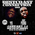 @ASAPferg AND @YG ON BESTCOAST CONNECTION TOUR STOP AT SOUND ACADEMY RESCHEDULED