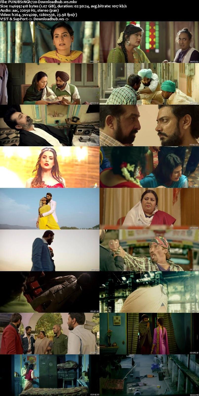 Punjab Singh 2018 Punjabi 720p HDRip