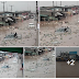 Omg, checkout the flood from Lagos Abeokuta express way sango ota, today [photos/video]