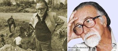 Μανόλης Ανδρόνικος, ο αρχαιολόγος που «φώτισε» τον ελληνικό πολιτισμό της Μακεδονίας