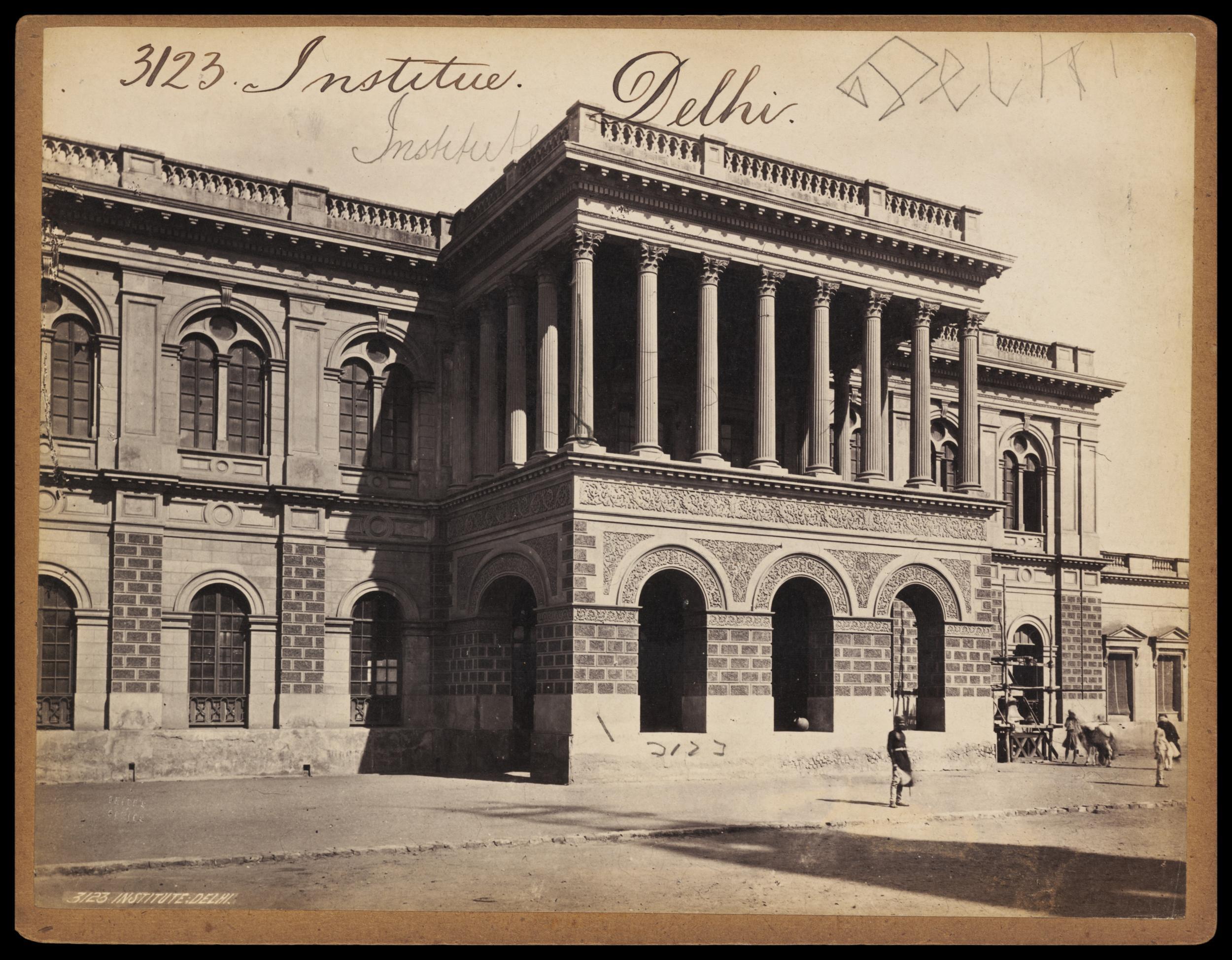 Institute, Delhi - Mid 19th Century
