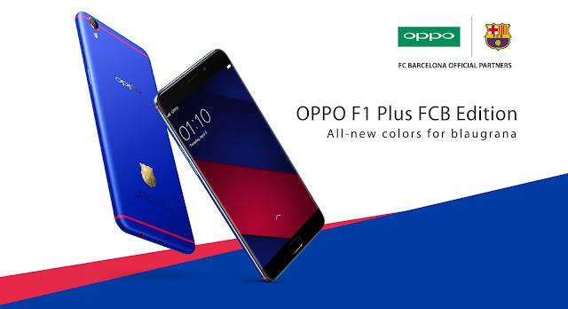 Smartphone Oppo F3 Plus Barcelona
