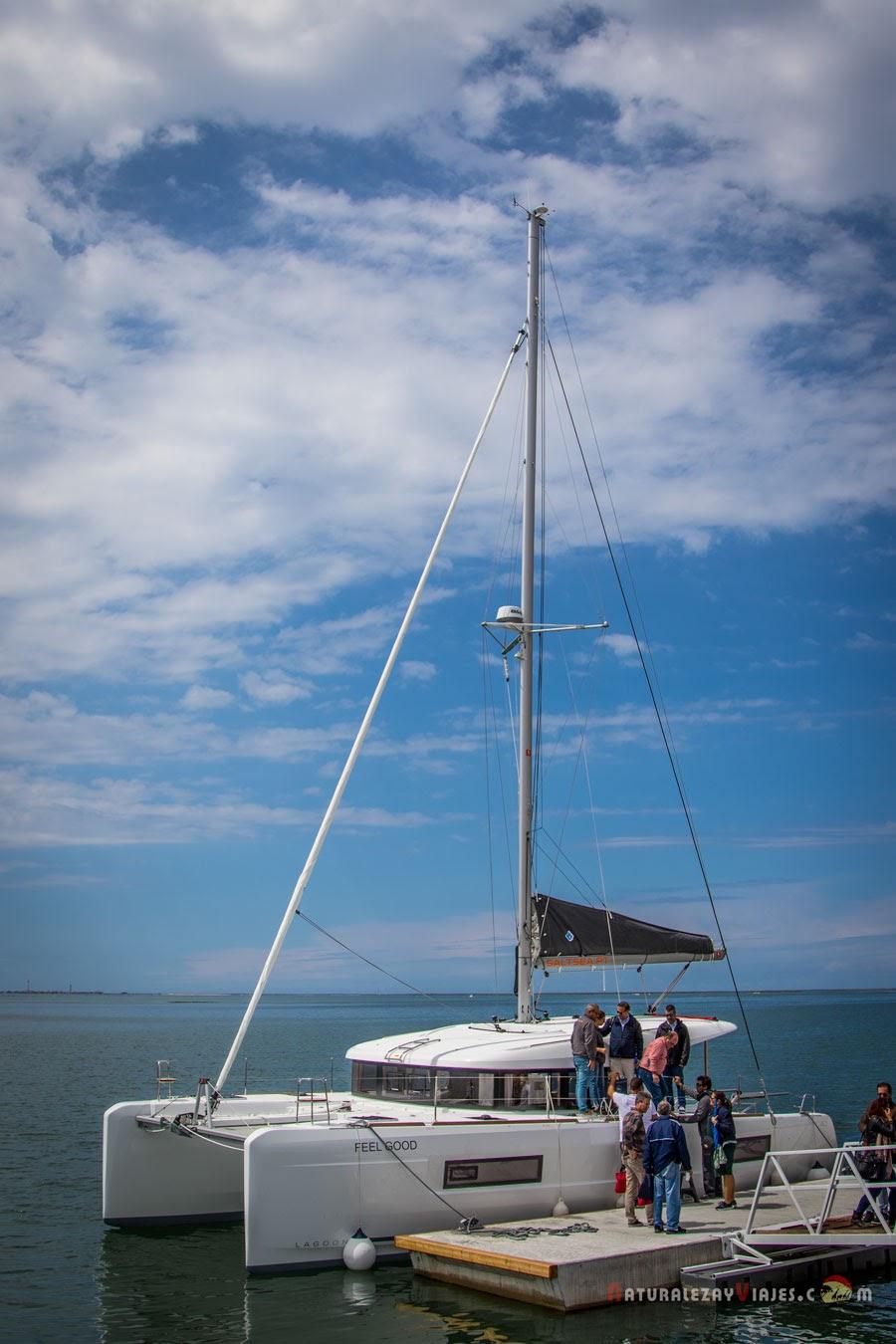 Catamarán Isla Armona y Culatra, Algarve