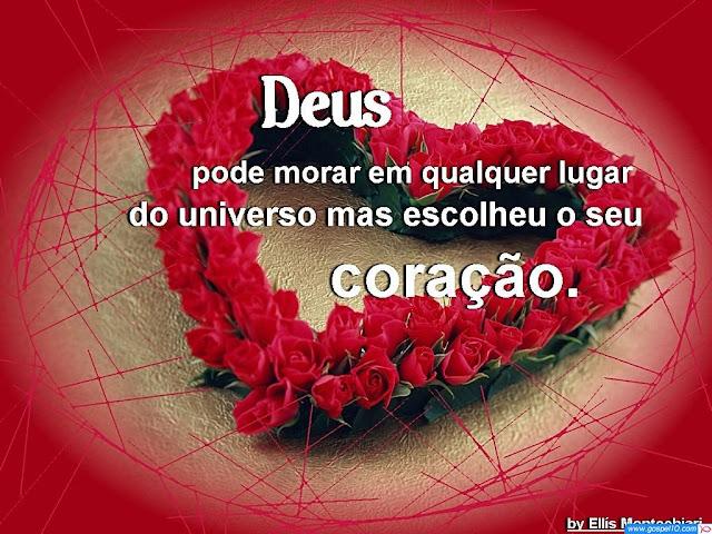 Mensagem Bíblica Para Acalmar O Coração: Jovens Em Santidade ♥: 06/26/11