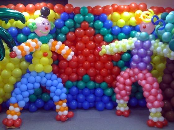 KaryaKarya Unik dari Balon  angkatigabelas