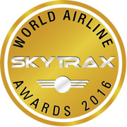 SKYTRAX World Airline Awards logo