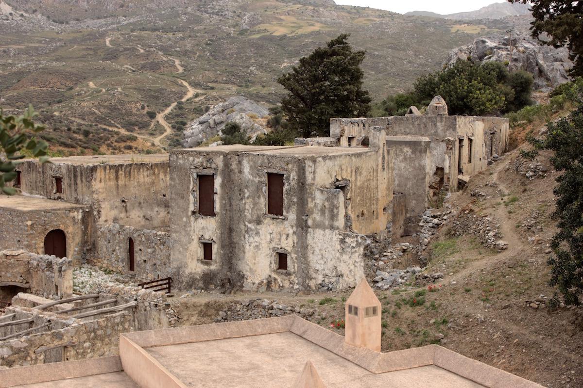 Kloster Kato Preveli Rethymno Kreta Reisebericht Travel Diary