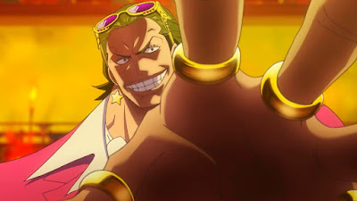 Sinopsis dan Review Anime One Piece Film: Gold