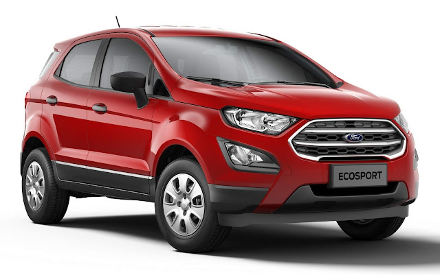 Ford EcoSport 2018 para PcD