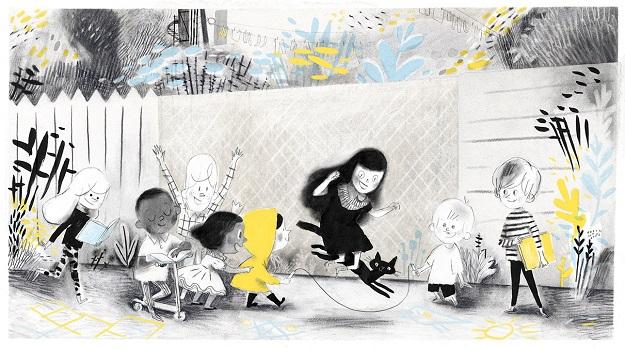 Ilustraciones de Isabelle Arsenault | illustration art drawing, imagenes bonitas, lindas, chidas, dibujos hermosos, de emociones y sentimientos, infancia, felicidad, cool stuff.