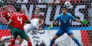 Portekiz - Fas Canli Maç İzle 20 Haziran 2018